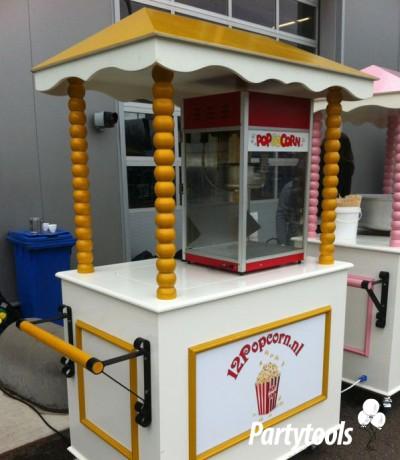 Popcornkar huren in regio Utrecht